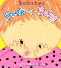 peek-a-baby-lift-flap-book-karen-katz-hardcover-cover-art
